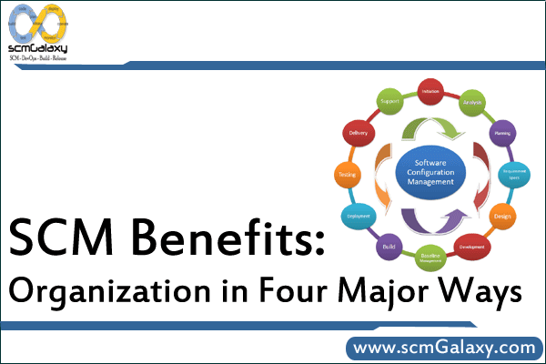 SCM Benefits the Organization in Four Major Ways – SCM Process Benefits
