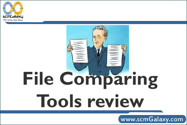 File Comparing Tools Review and Feedback