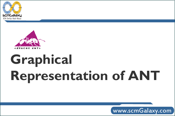 Graphical Representation of ANT | Ant Flow Chart | Visual representation