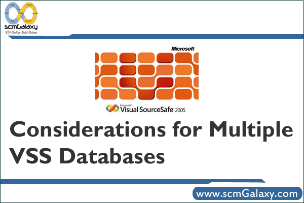 Considerations for Multiple VSS Databases – Pros and Cons