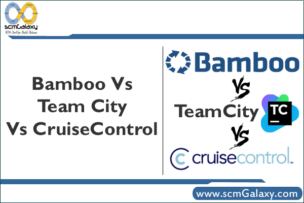 Bamboo Vs TeamCity Vs CruiseControl – Continuous Integration Expert Review
