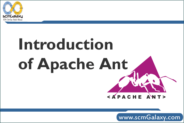 Power Point PPT: Introduction of Apache Ant