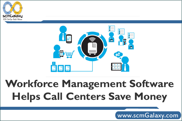 Workforce Management Software Helps Call Centers Save Money