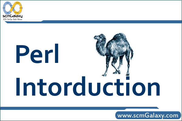 Introduction of Perl – Complete Overview