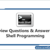 shell-programming-interview