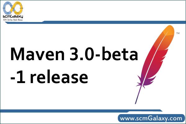 maven-30-beta-1