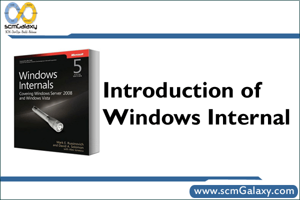 Introduction of Windows Internal | Windows Internal Overview | Windows Internal Quick Guide