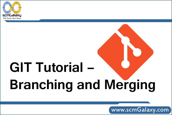 GIT Tutorial – Branching and Merging