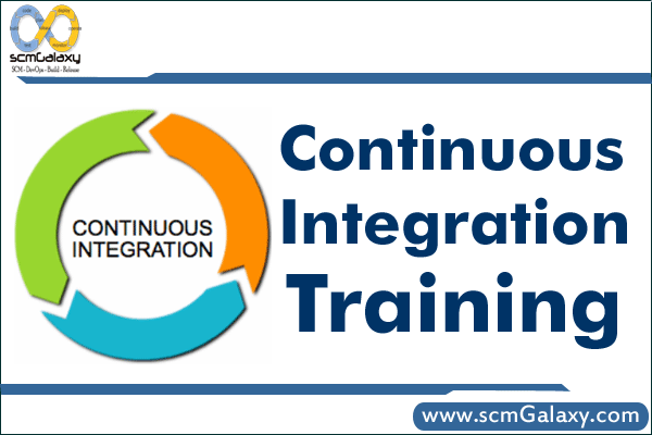 Continuous Integration Training |  Continuous Integration Course | Trainer | Online | Classroom