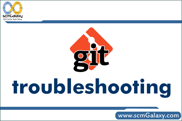 git-troubleshooting