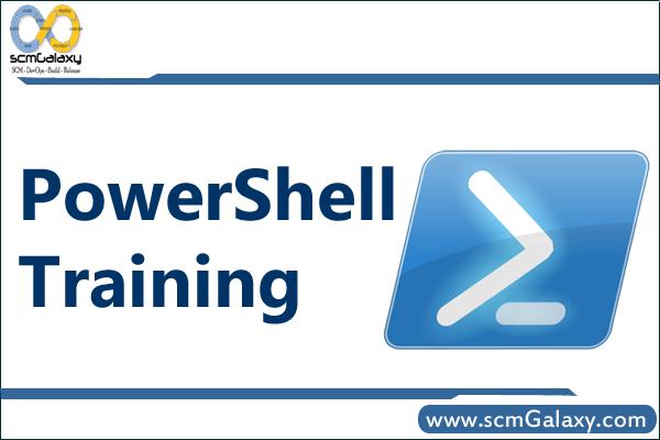 PowerShell Training | PowerShell Course | Online | Classroom | India