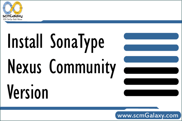 sonatype-nexus-community-version