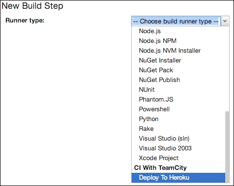 Build Configuration Templates in Teamcity | Teamcity Guide