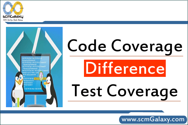 Difference between Code Coverage and Test Coverage | Code Coverage VS Test Coverage