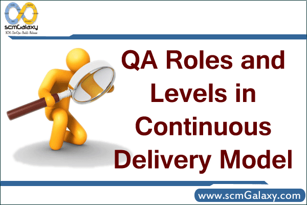 QA Roles and Levels in Continuous Delivery Model | Software Testing