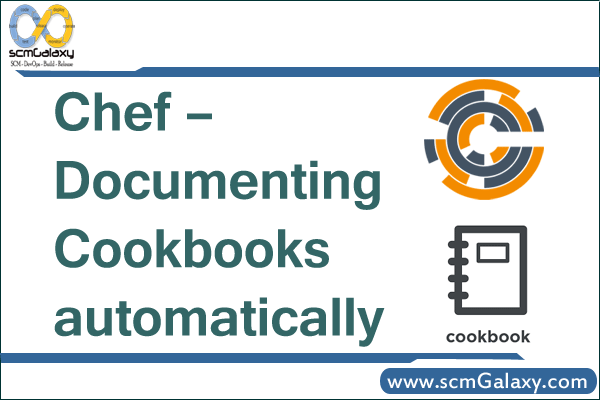 Chef – Documenting Cookbooks automatically