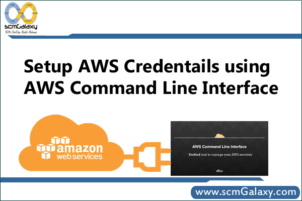 How to Setup AWS Credentials using AWS Command Line Interface?