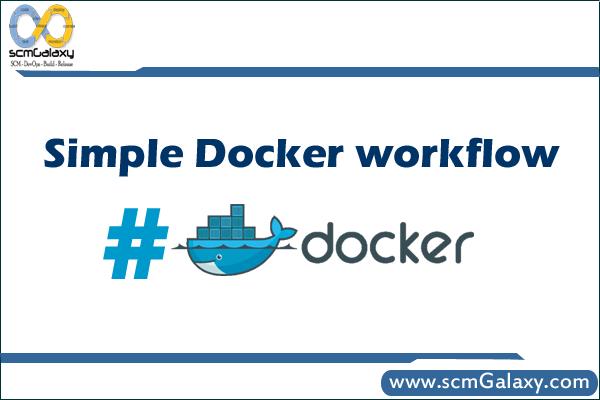 Simple Docker workflow – Quick start | Docker Tutorial