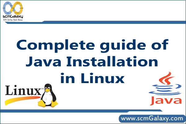Java Installation Process in Linux – Complete guide