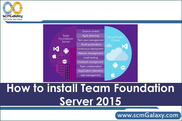 How to Install Team Foundation Server 2015 | TFS Installation Guide