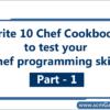 chef-cookbooks