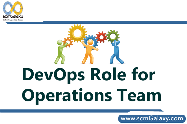 DevOps Role for Operations Team