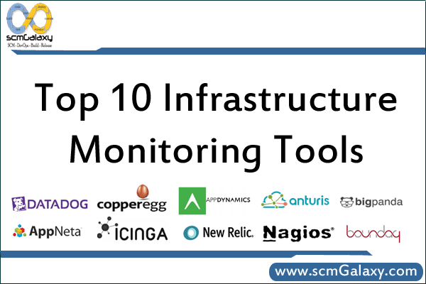 Top 10 Infrastructure Monitoring Tools | List of Best  Infrastructure Monitoring Tools