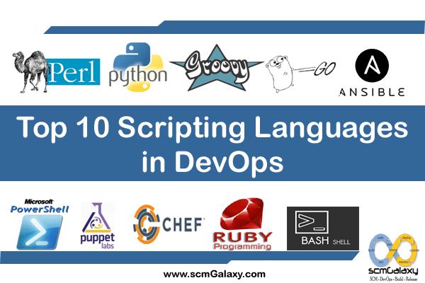 Top 10 Scripting Languages in DevOps | List of Best Scripting Languages