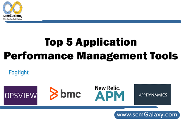 Top 5 Application Performance Management Tools