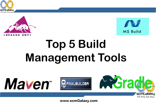 Top 5 Build Management Tools