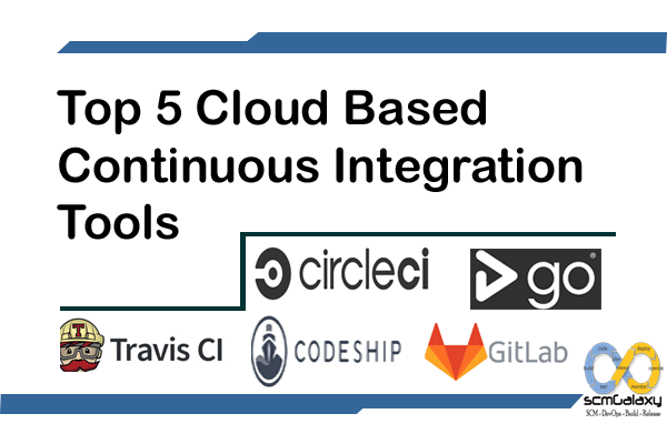 Top 5 Cloud Based Continuous Integration Tools