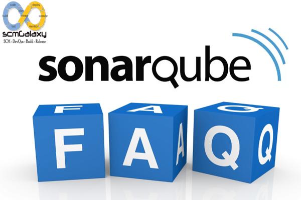 SonarQube Frequently asked questions (FAQ) |  SonarQube FAQs