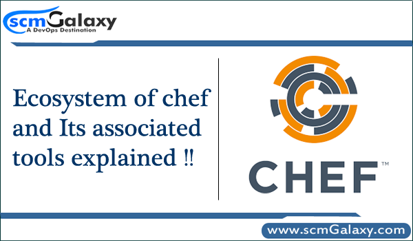 Ecosystem of chef and Its associated tools explained