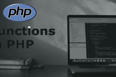 Tutorials for PHP Functions