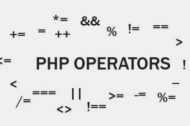 Tutorials for PHP Operators