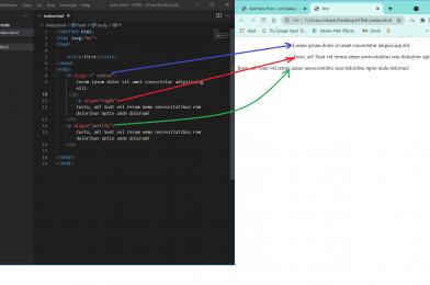 HTML: Align Tag