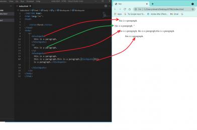 HTML: Blockquote & q tag