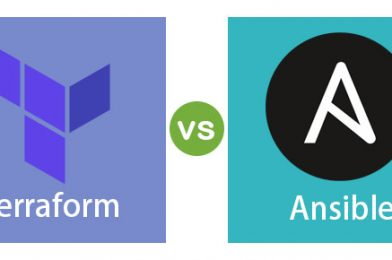 What is the difference between Terraform and Ansible?