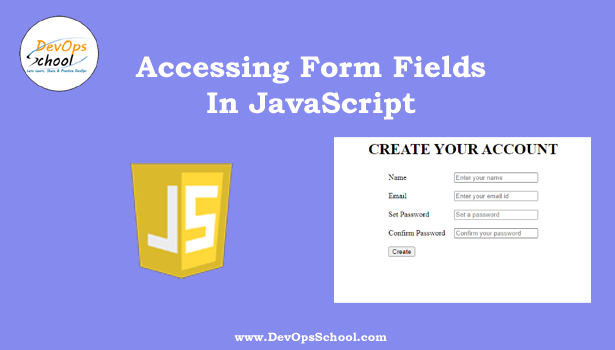 Accessing Form Fields in JavaScript