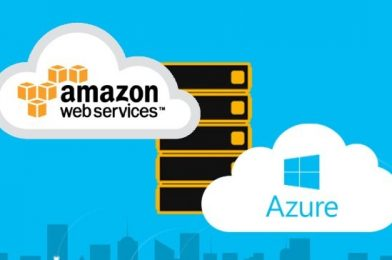 What is the difference between Azure and AWS?